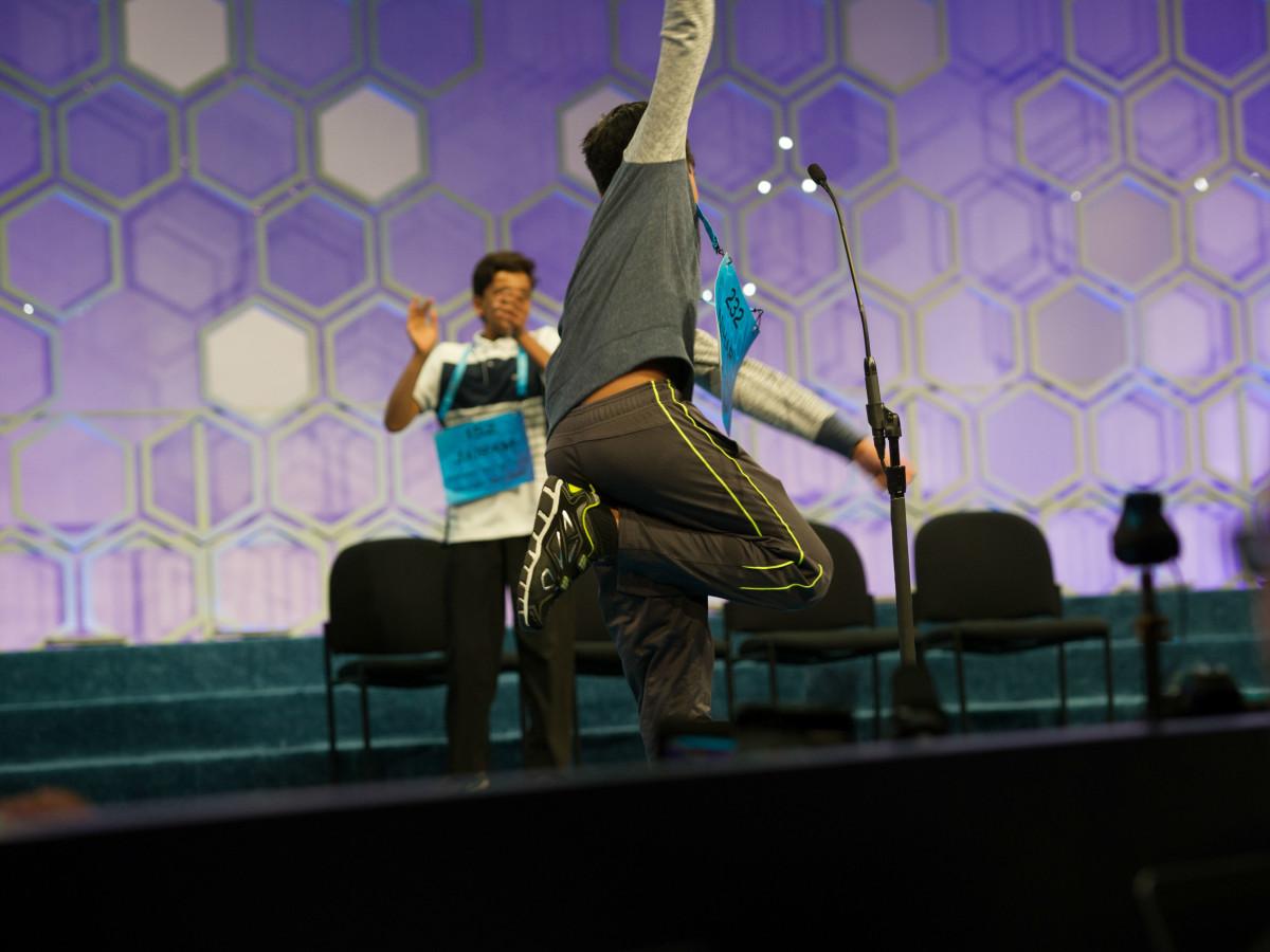 2016 Scripps National Spelling Bee Nihar Janga