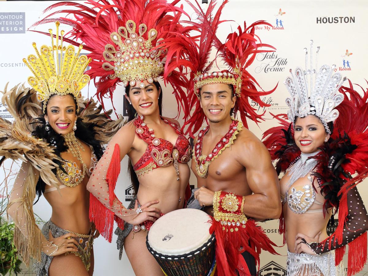 Houston, Carnaval De 51fifteen, May 2016, LD Dance Company
