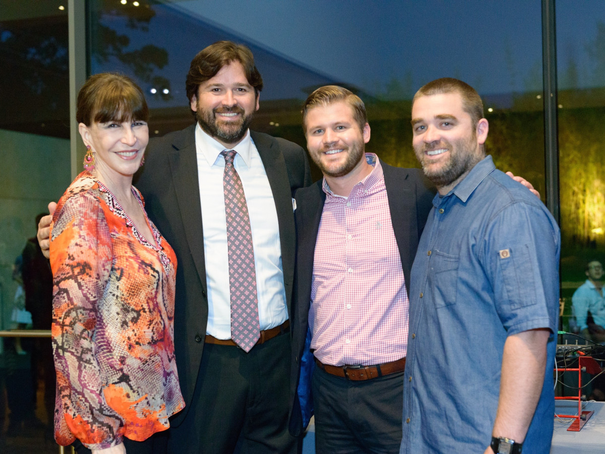 Tastemakers Houston 5/16 Shelby Hodge, Bryan Caswell, Matt Crawford, Bobby Matos