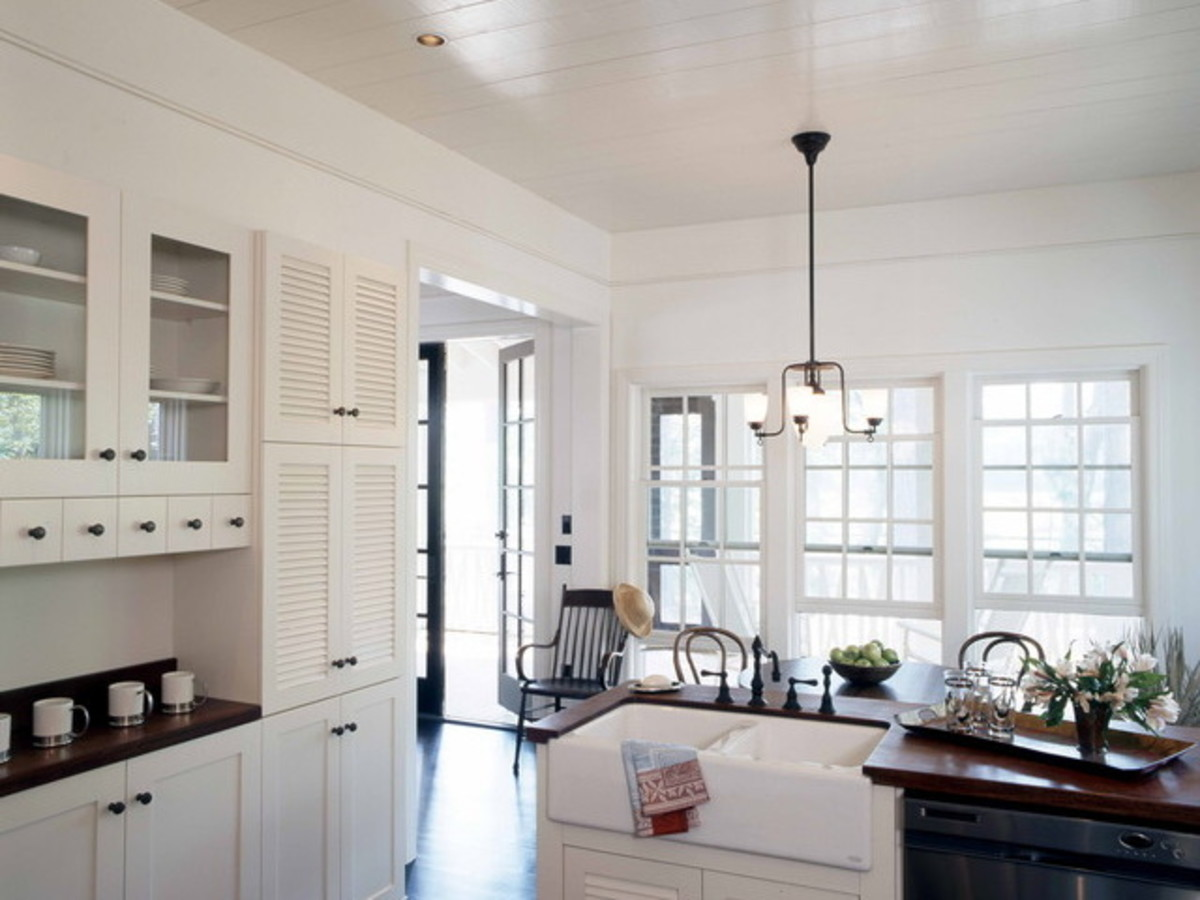 Farmhouse kitchen sink Houzz