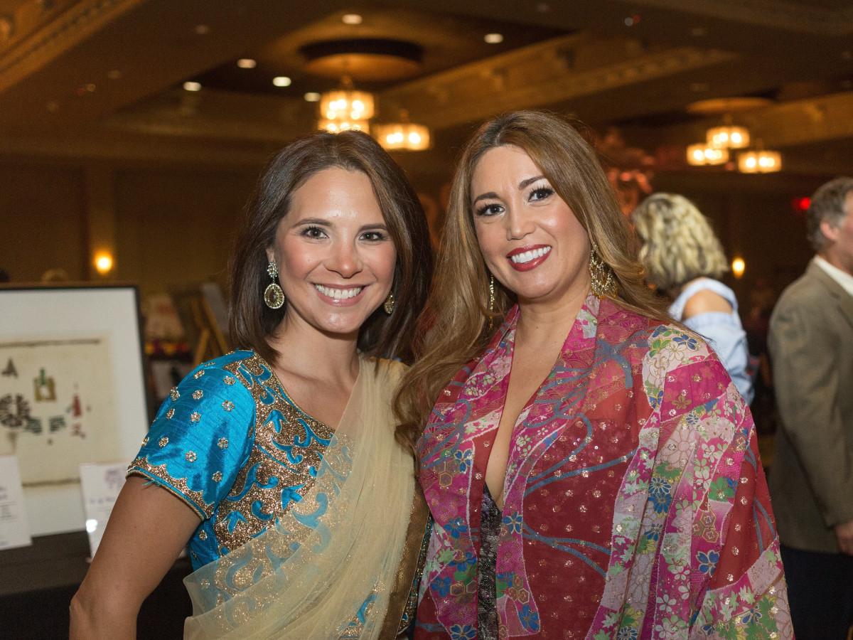 Child Advocates gala 5/16,  Marlene Casares, Dr. Lynette Crouse