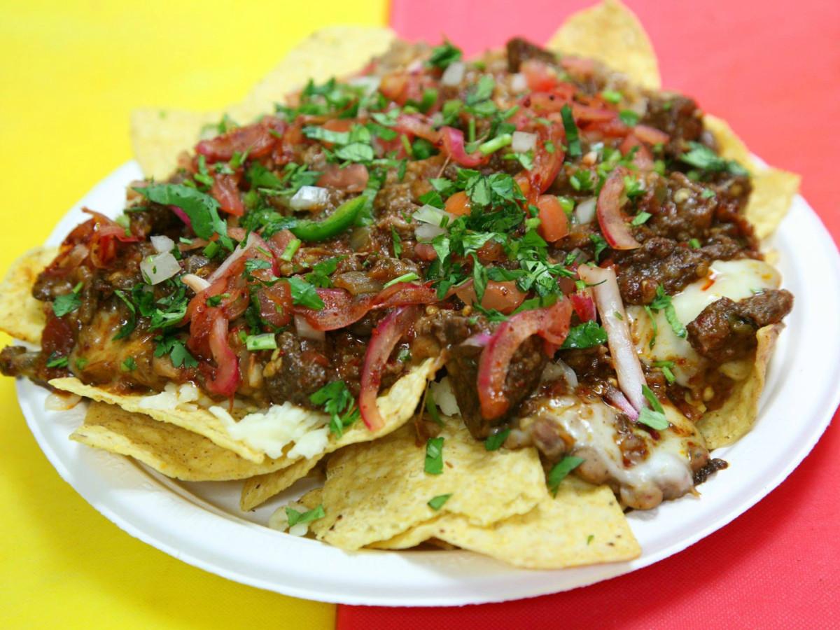 Sanchos Cantina y Cocina San Antonio restaurant bar nachos