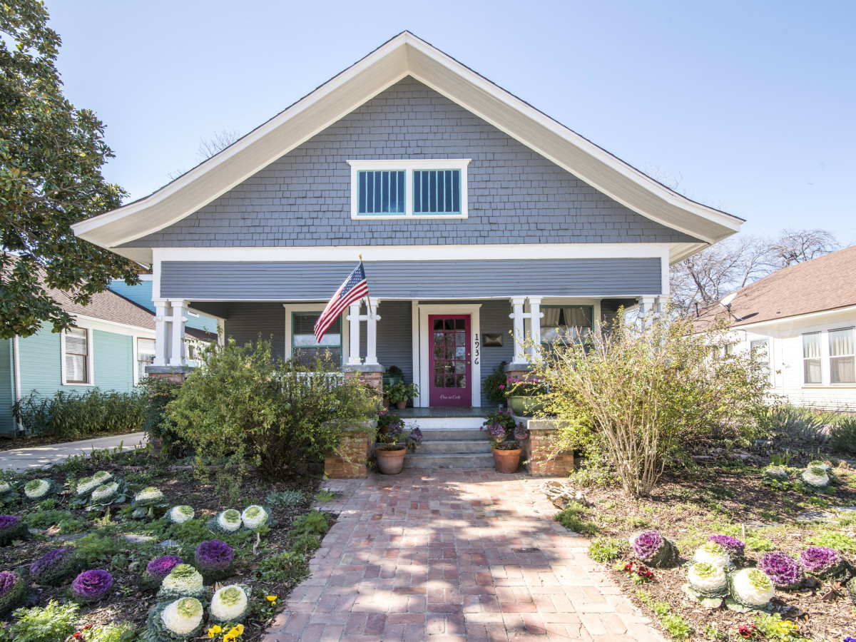 Explore Fort Worth's most charming homes on historic ...