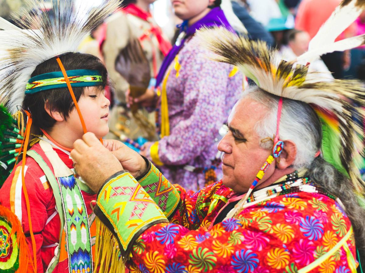 Celebrations of Traditions Pow Wow Fiesta San Antonio