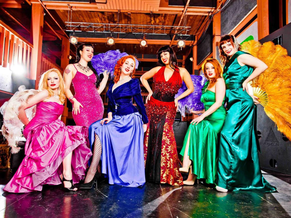 Texas Burlesque Festival