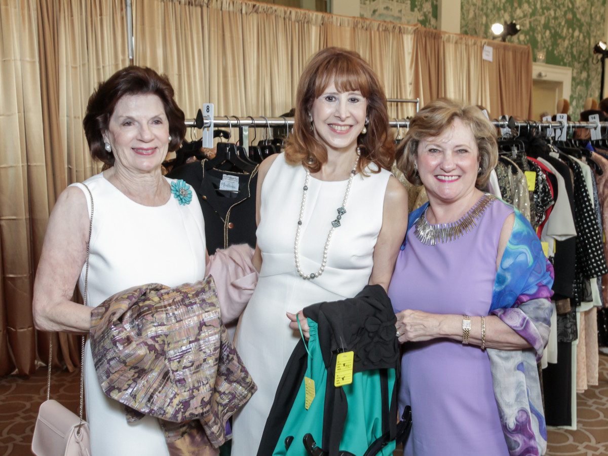Salvation Army Reflections on Style, 4/16  Mary Lynn Marks, Vicki West, Lucy Lewis