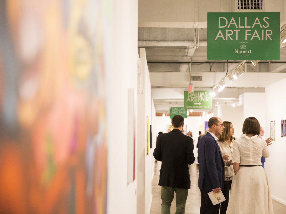 Dallas Art Fair Preview Gala 2016