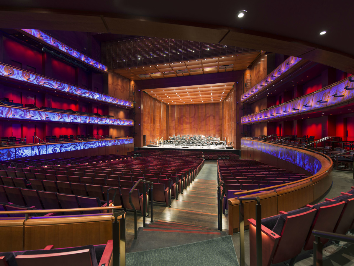 Tobin Center for the Performing Art