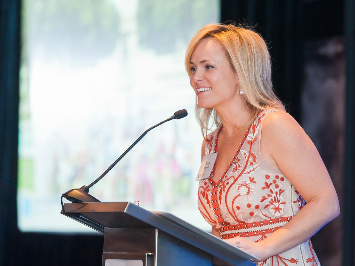 Andry Roddick Foundation Opportunity Matters Luncheon Hotel Van Zandt April 2016 Erica Brennes