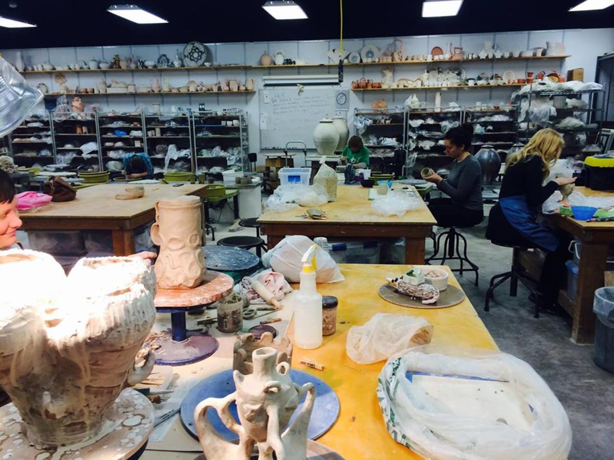 Craft Guild of Dallas Clay