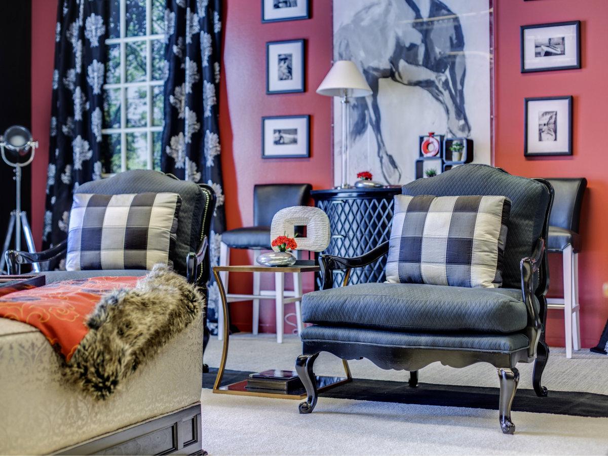 Stephen Dunn and Kravet Thrift Studio