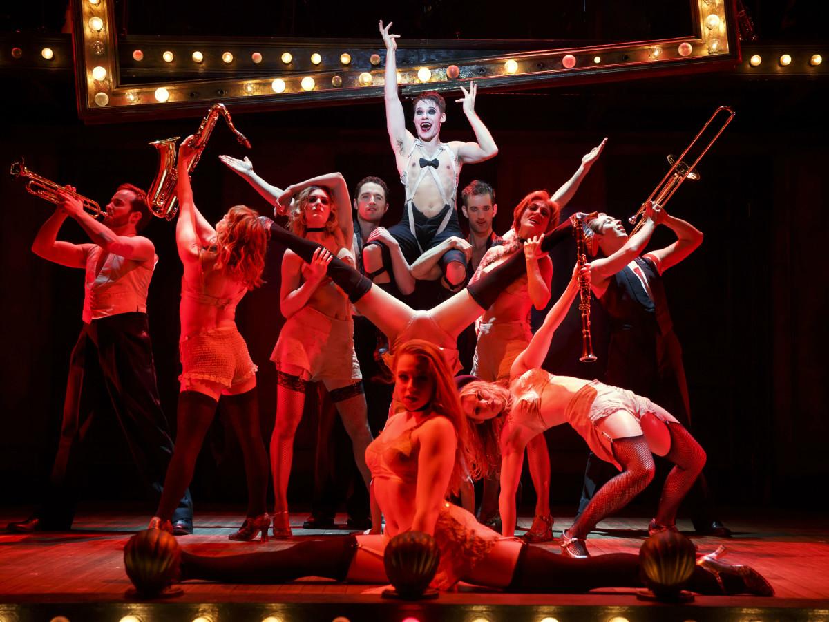 Cabaret Tour 2016 Broadway