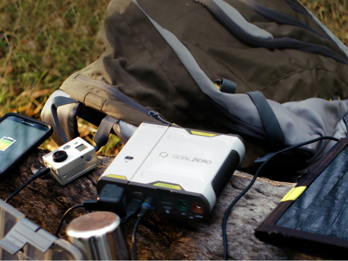 Sherpa 50 Solar Kit from Goal Zero