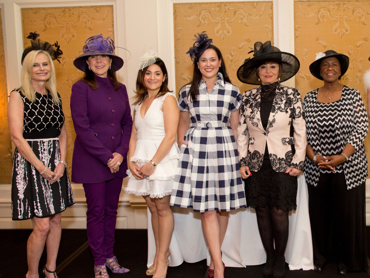 Hats Off to Mothers, March 2016, Jo Lynn Falgout, Elizabeth Stein, Jordan Folloder, Jamie Broach yrd, Patricia Acevedo Herrera, Greta Cherry