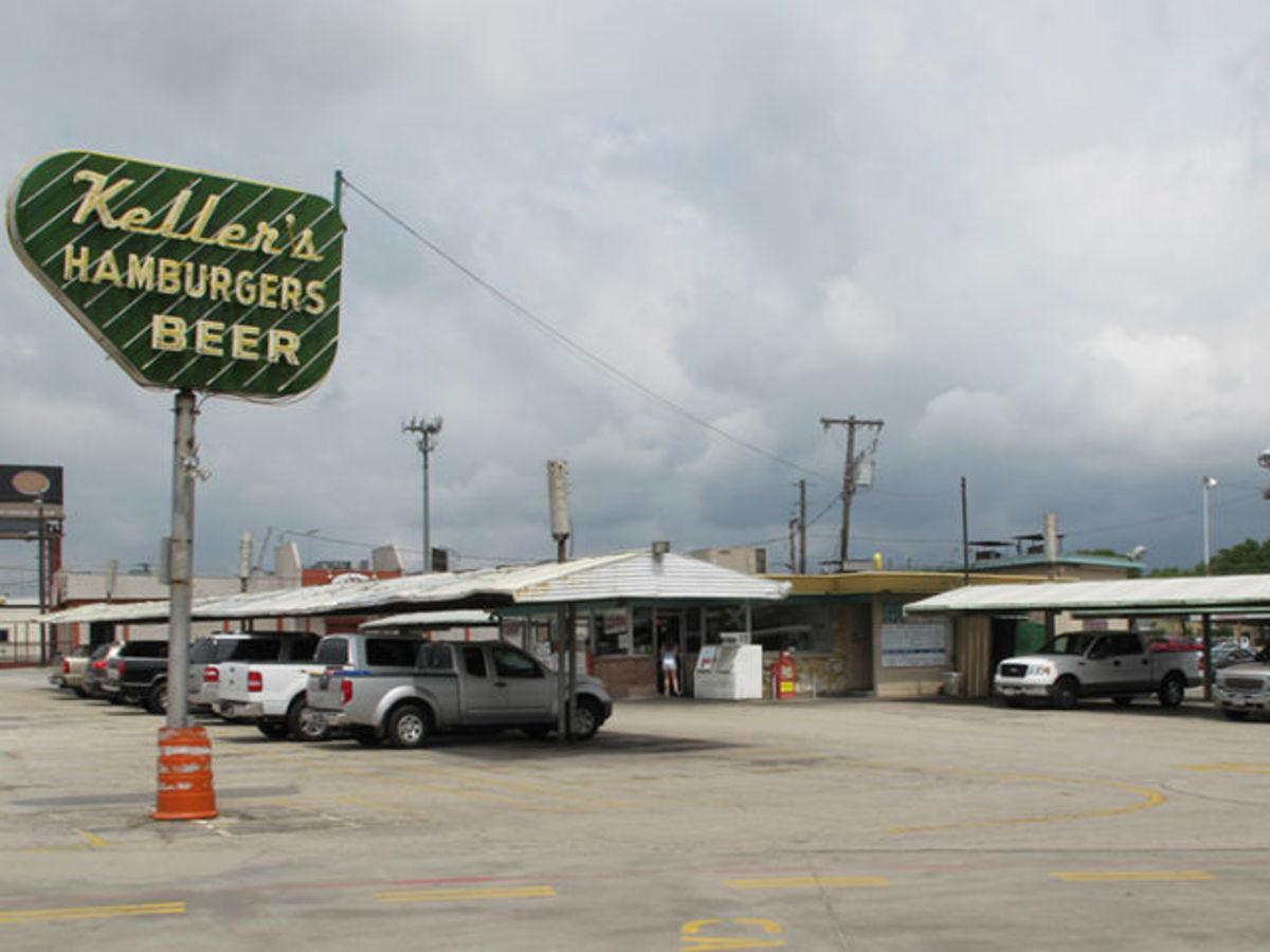 Keller's Drive-In