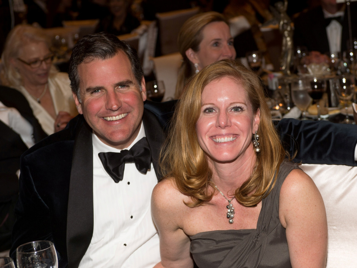 Covenant House Gala, March 2016, Charles Fridge, Danielle Fridge