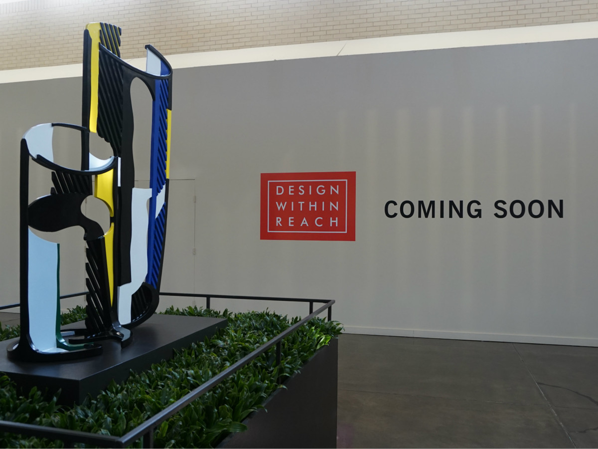 Design Within Reach coming soon to NorthPark