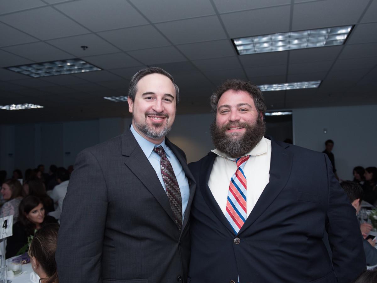 YAD Legacy David Weiner, Eric Sandler