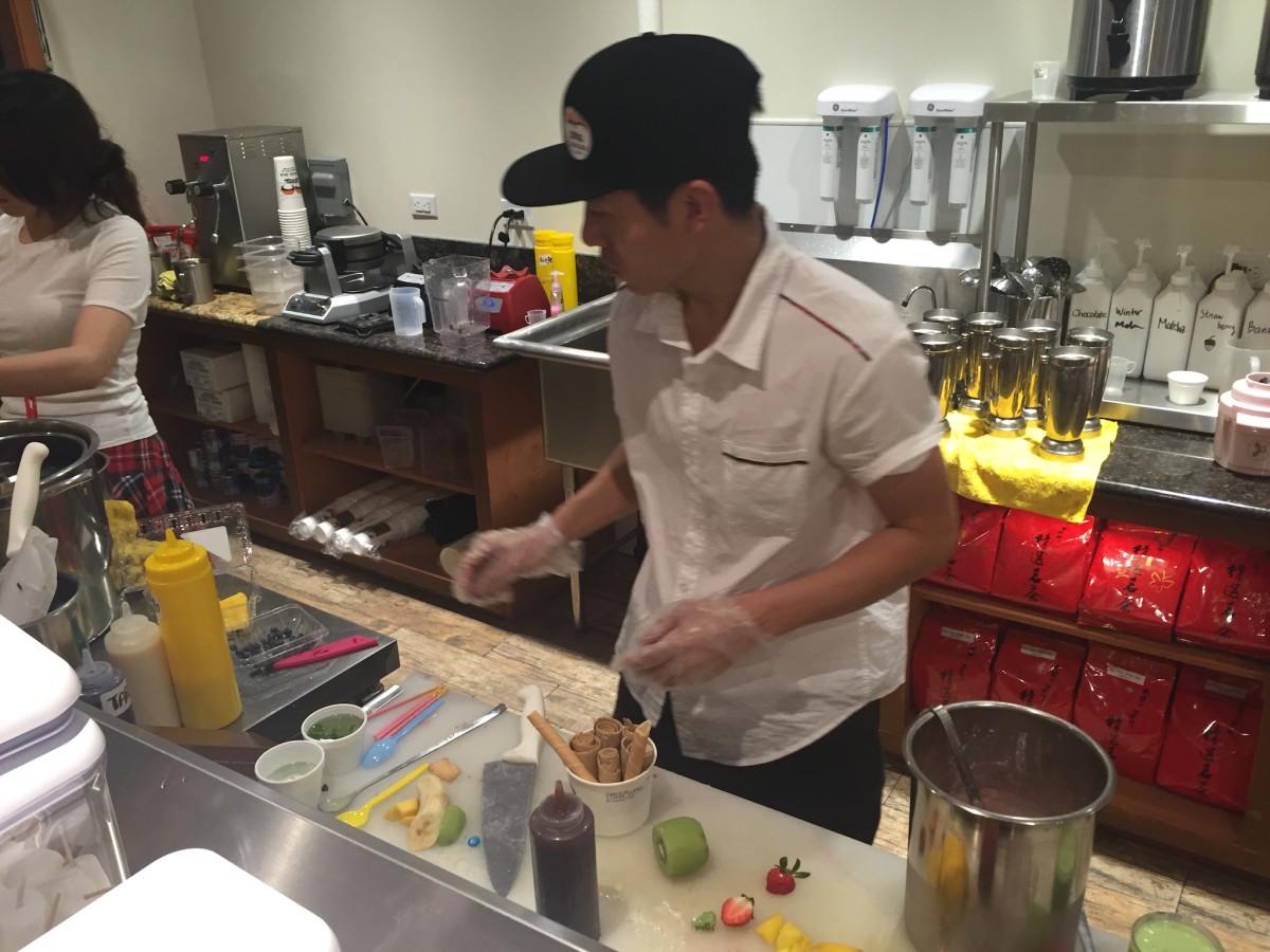 Class 502 rolling ice cream