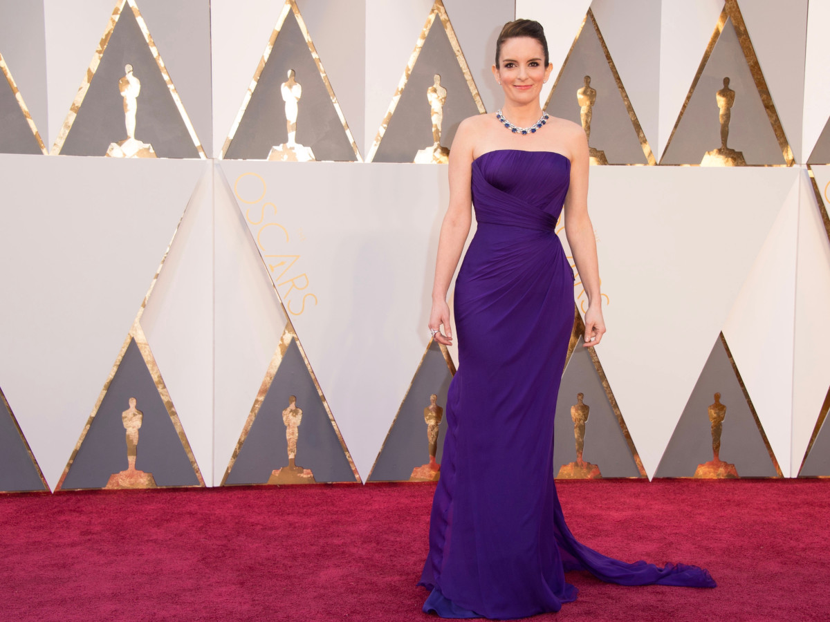 Tina Fey at Oscars