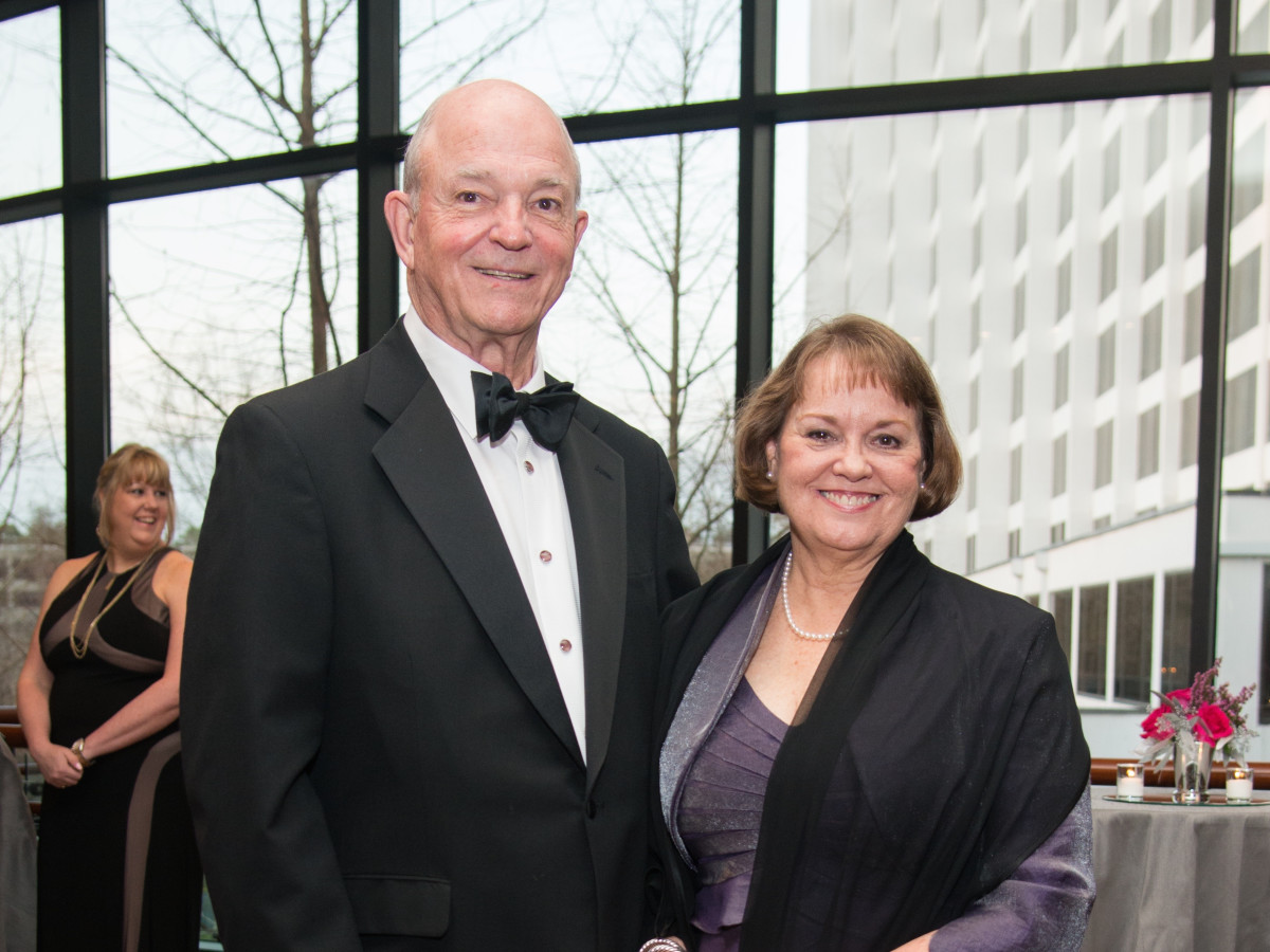 Komen Foundation Gala, Feb. 2016, Stephen Marmion, Jane Marmion
