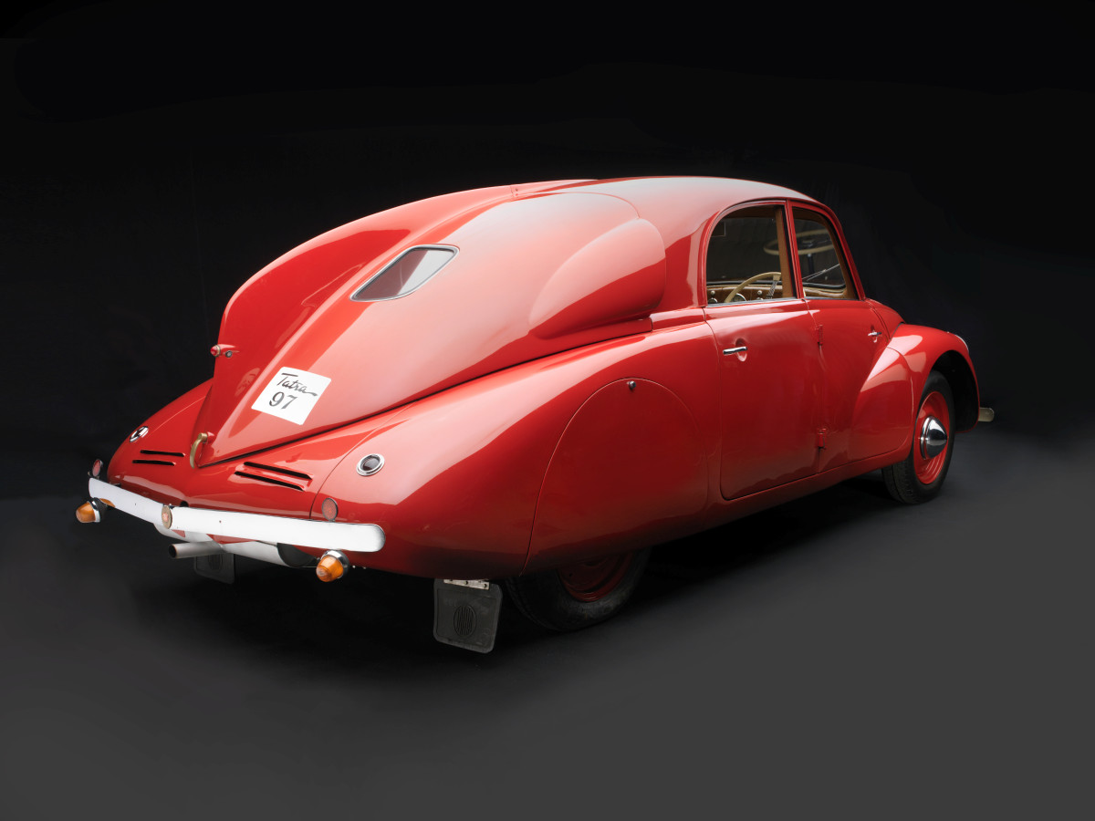 Sculpted in Steel, Tatra T97