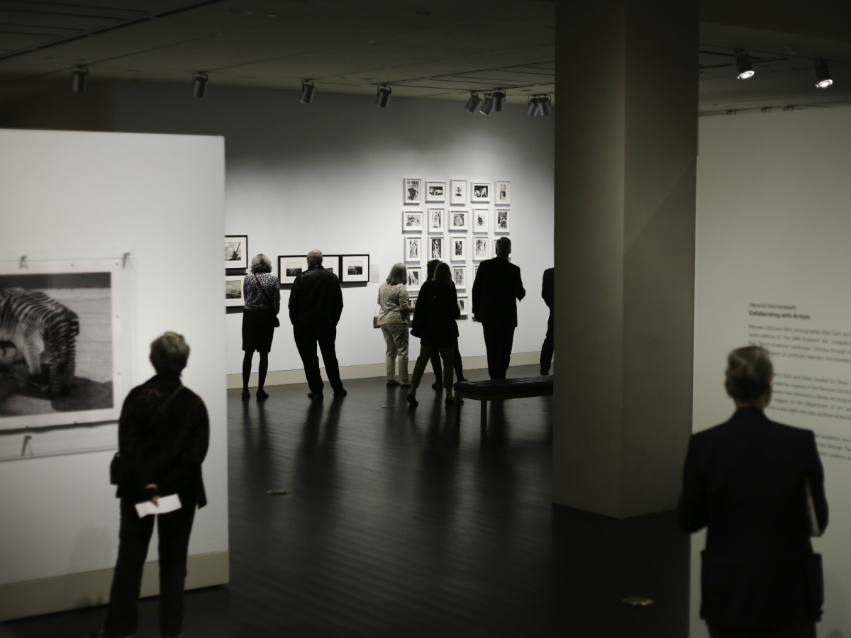 Ampersand Harry Ransom Center spring 2016 exhibitions