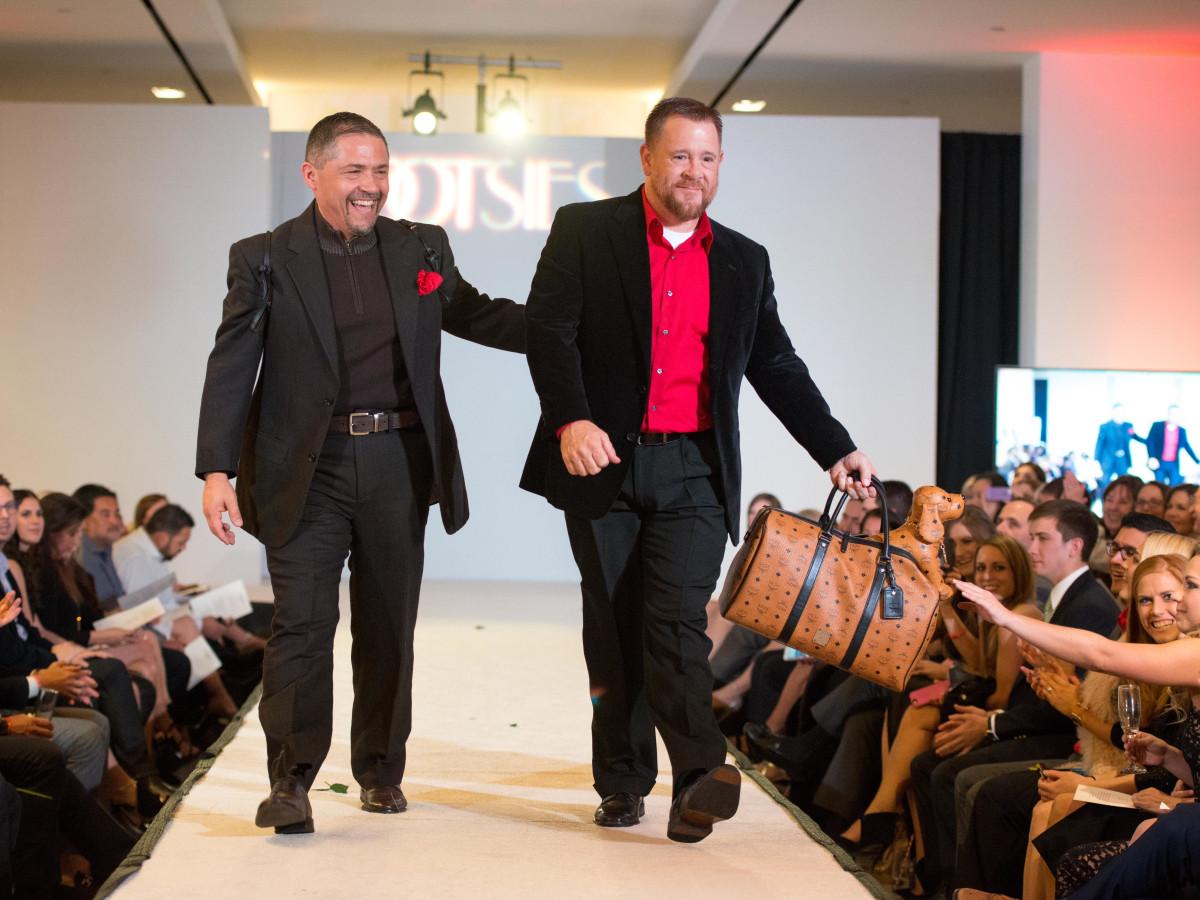 Tootsies Love's In Fashion, Feb. 2016, Bruce Padilla, Shelby Kibodeaux
