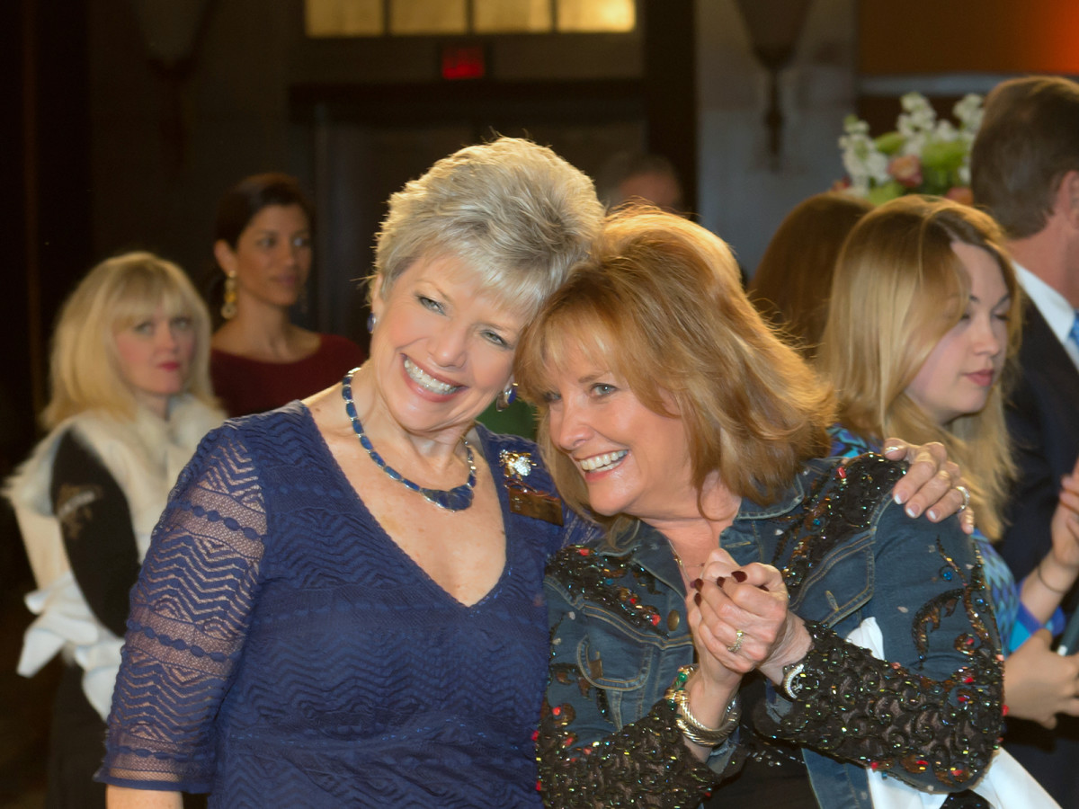 Trailblazer Awards, Feb. 2016, Dot Mitchell, Shara Fryer