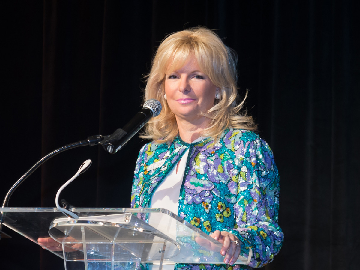 Trailblazer Awards, Feb. 2016, Gretchen Gilliam