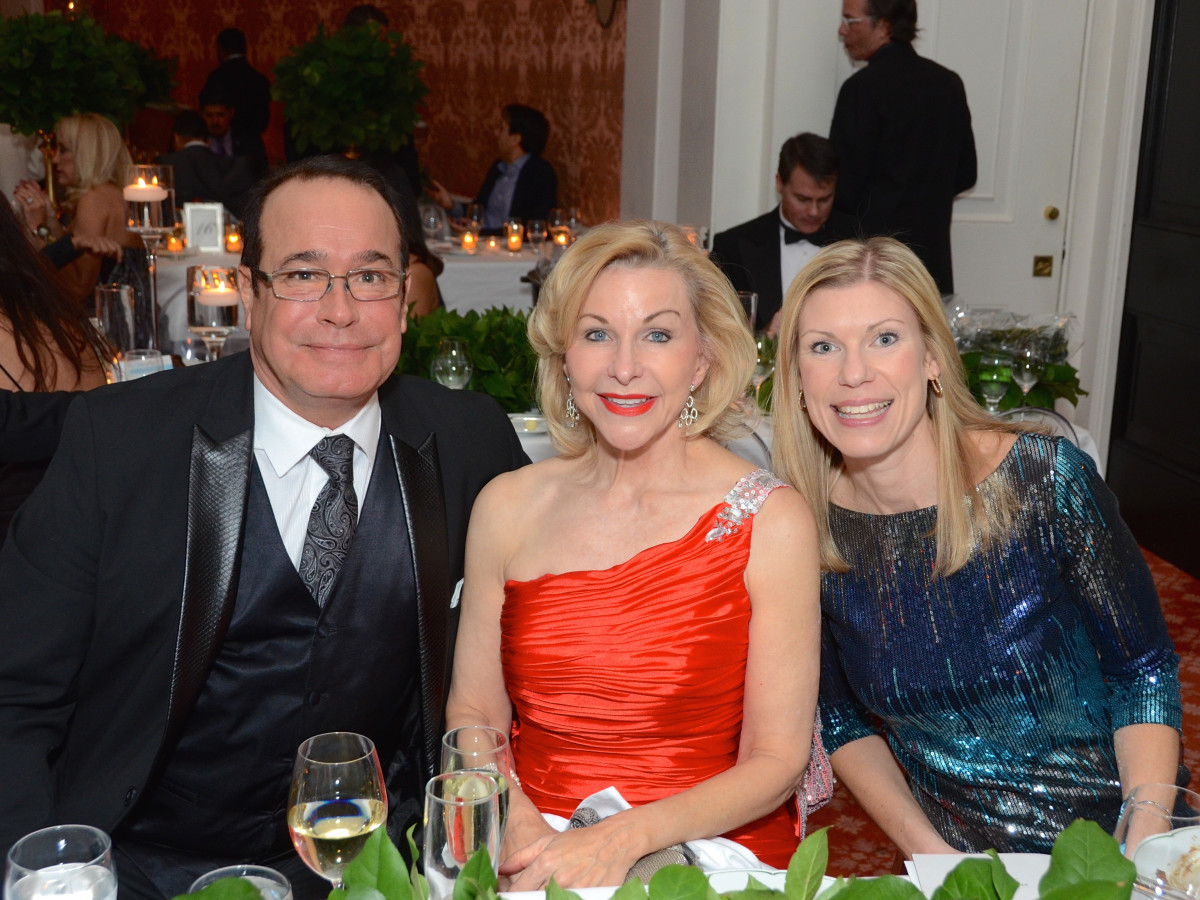 Know Autism Gala, Feb. 2016, Michael DeMarse, Dana Kervin, Brittany Smith
