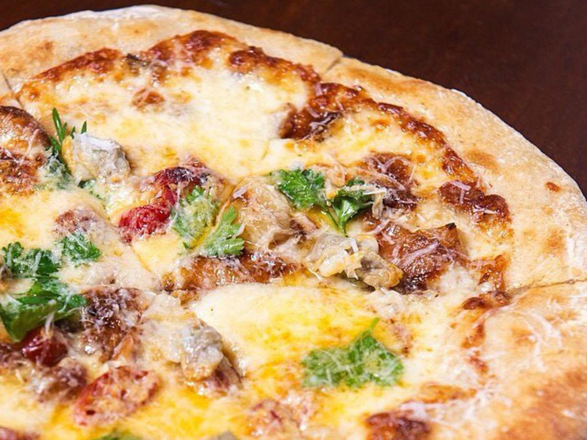 Barbaro San Antonio restaurant pizza