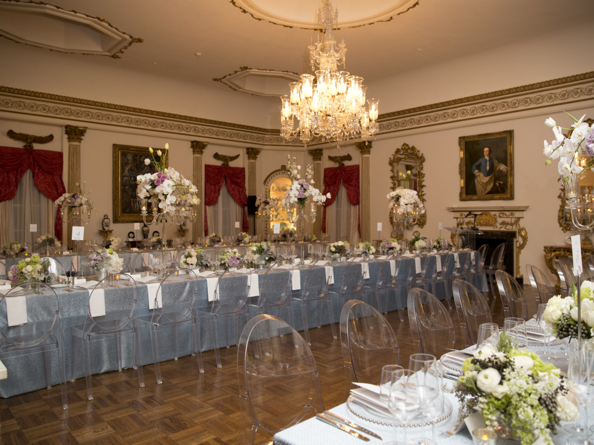 Rienzi society dinner, Feb. 2016,