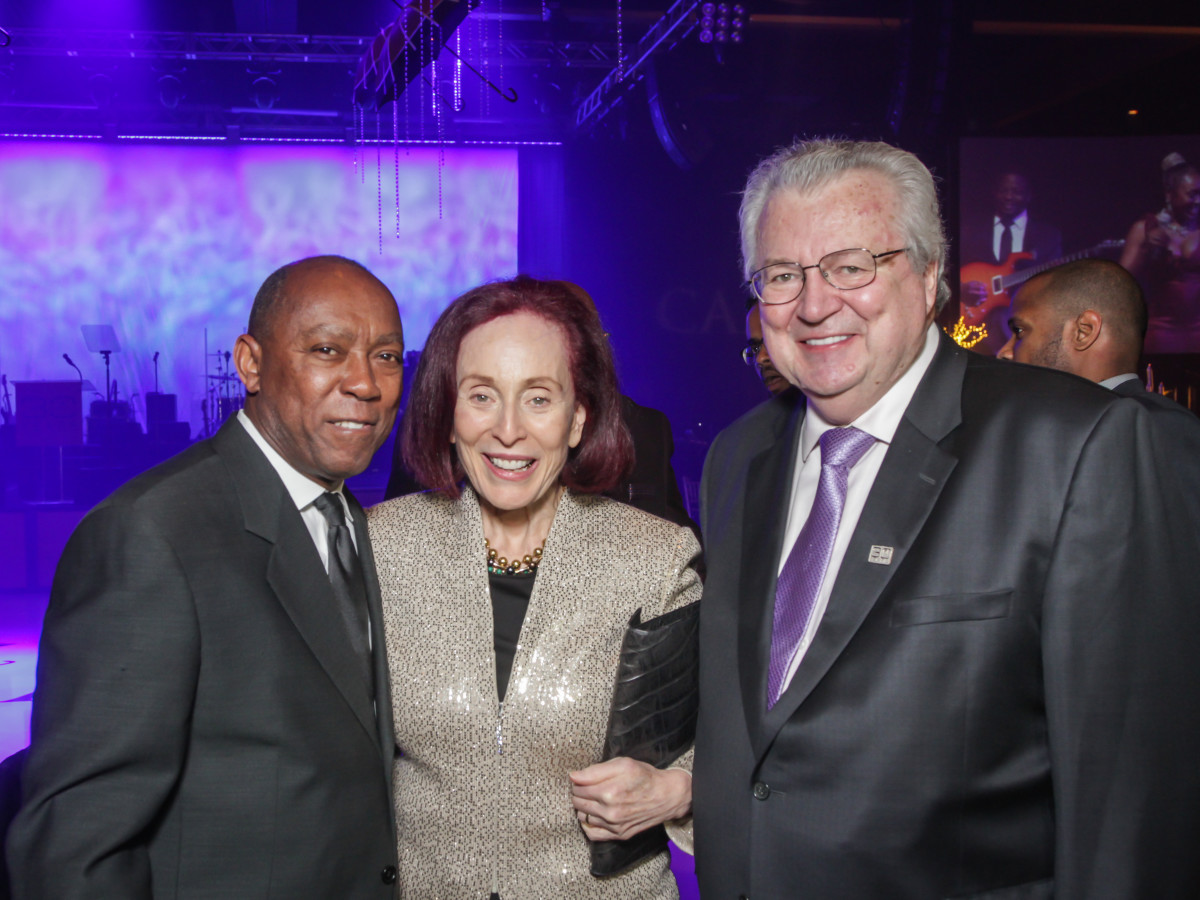 CAMAC 30th anny gala, Jan. 2016, Mayor Sylvester Turner