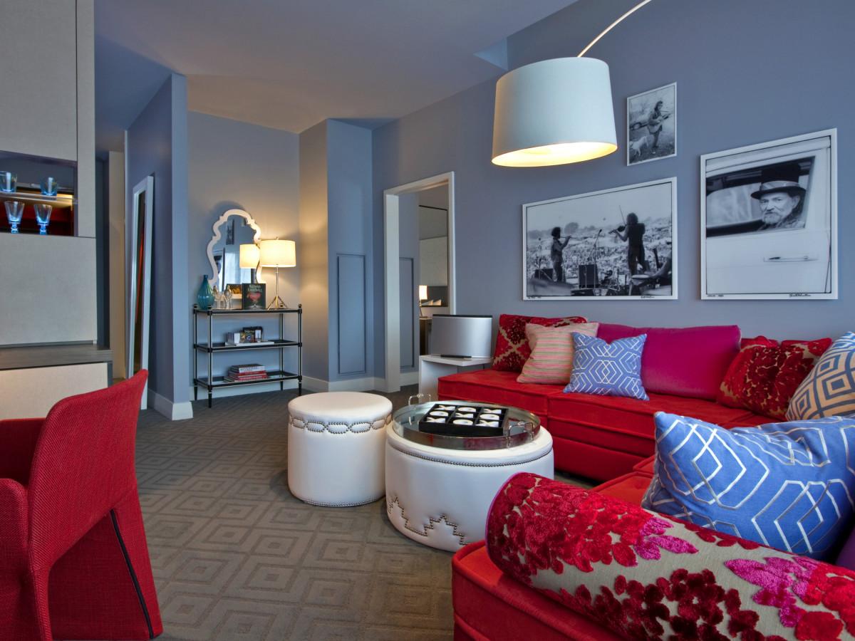 W Austin downtown hotel Fantastic Suite