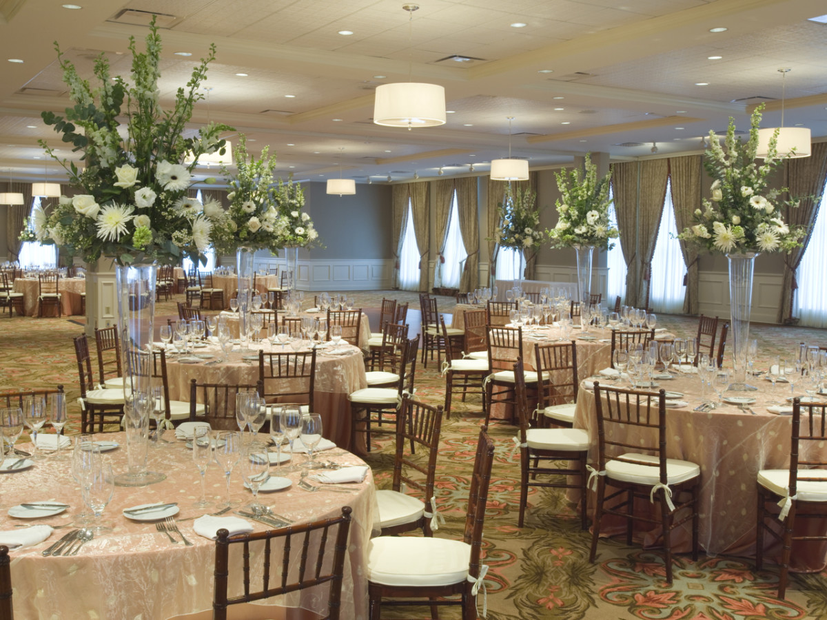 Ballroom at Tremont House