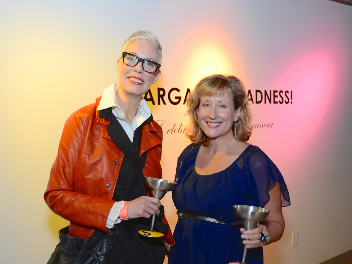 Center for Contemporary Craft, Margarita Madness, Jan. 2016, Janice Henderson, Faith White