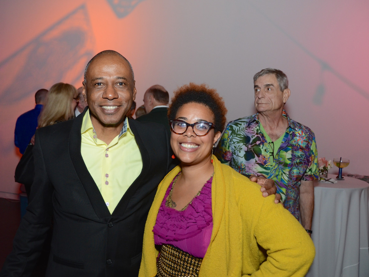 Center for Contemporary Craft, Margarita Madness, Jan. 2016, Selvin Jarmon O'Keefe, Nyala Wright Nolen