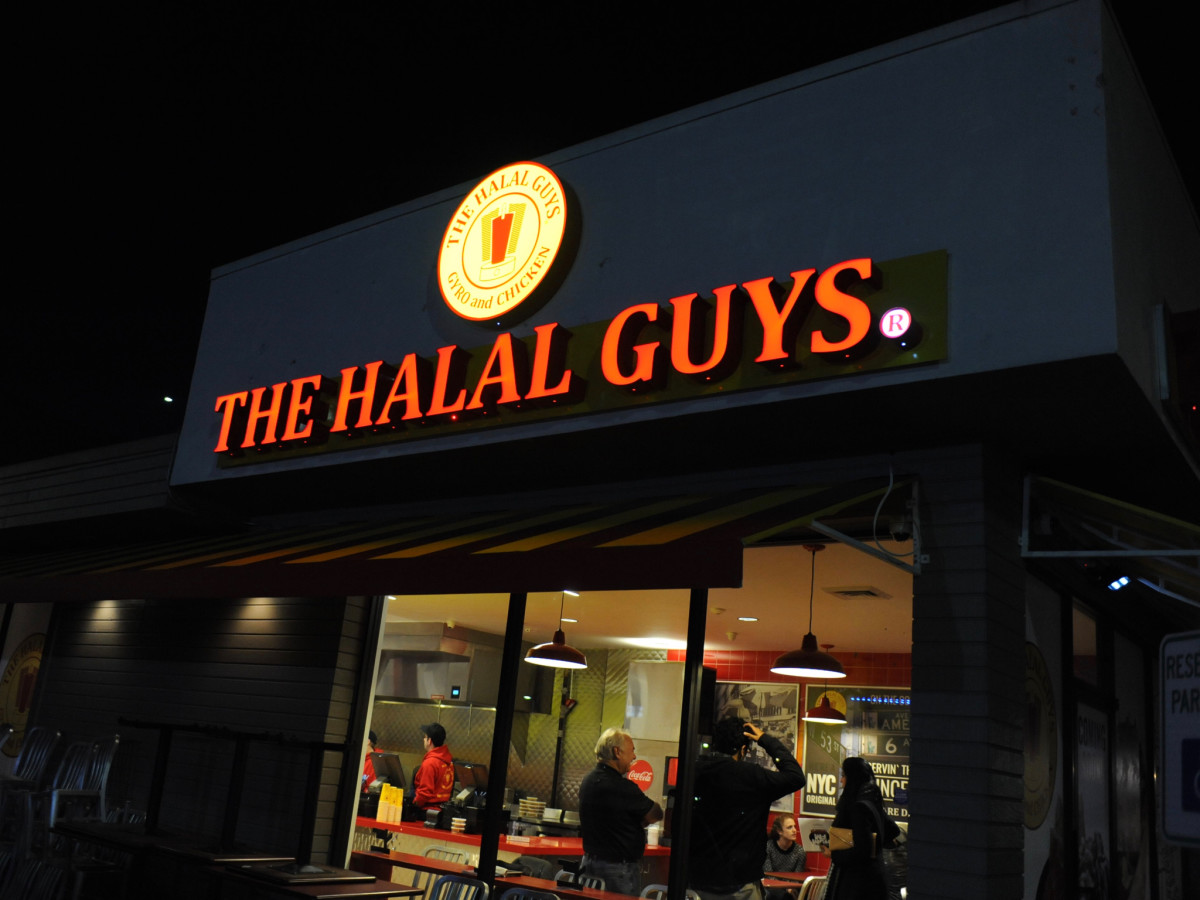 Halal Guys Houston