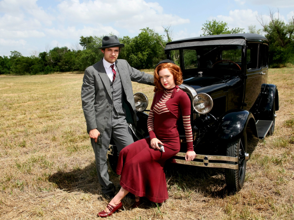 Bonnie & Clyde at WaterTower Theatre