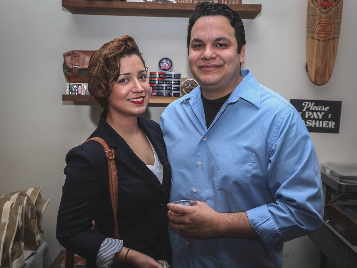 SHED Barbershop Service Industry Night CultureMap Austin Eva Barrios Michael Castillo