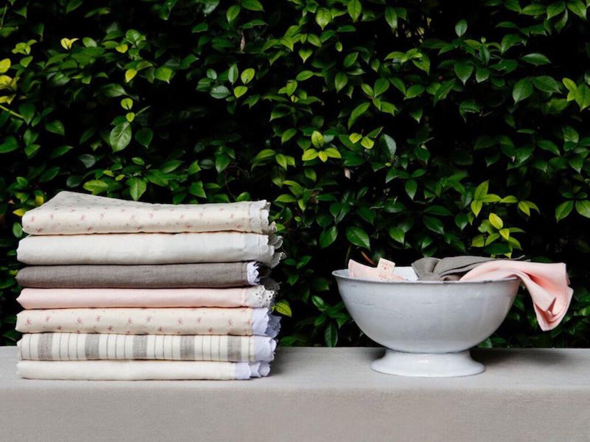 de Buci Baby online shop boutique bedding linen collection Austin