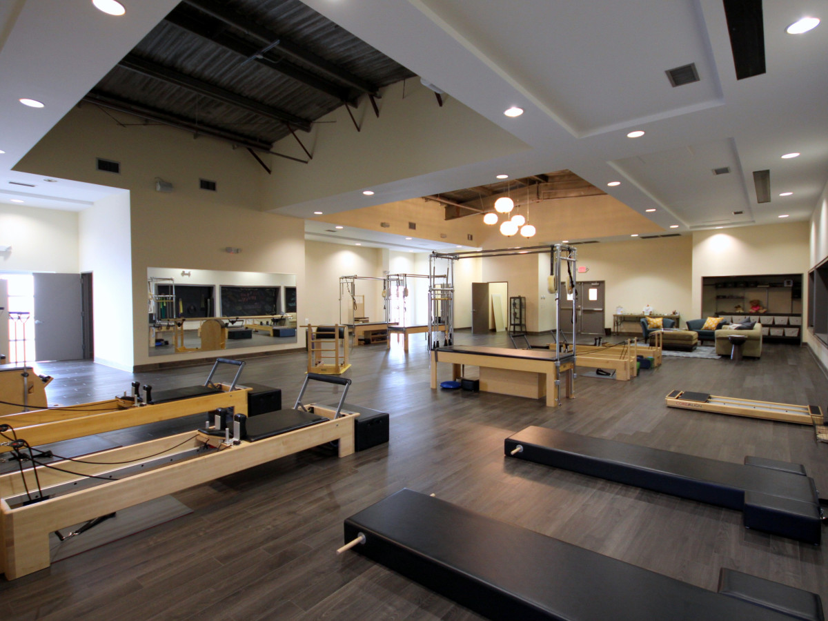 Houston, Washington Ave Pilates, studio