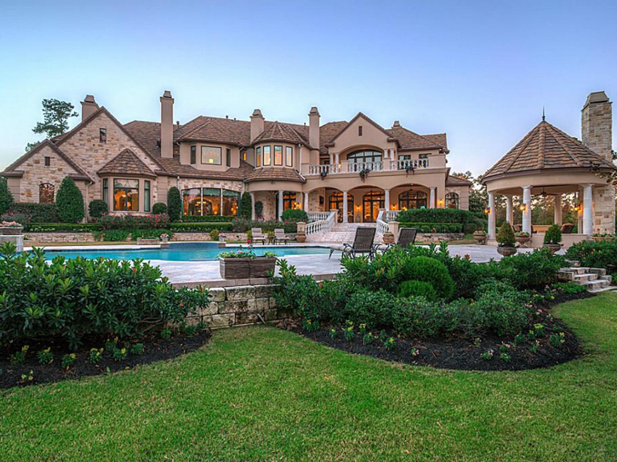 most expensive house in houston