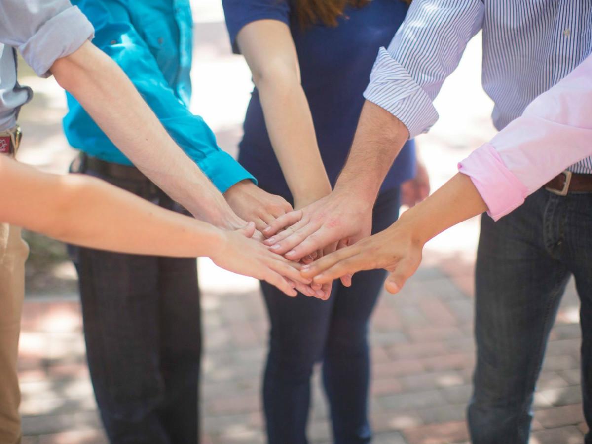 SafePlace Austin hands alliance