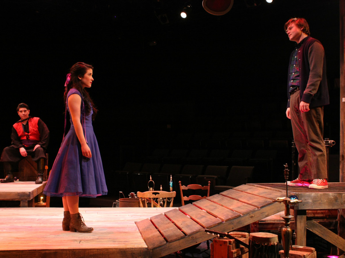 The Fantasticks at Theatre Three in Dallas