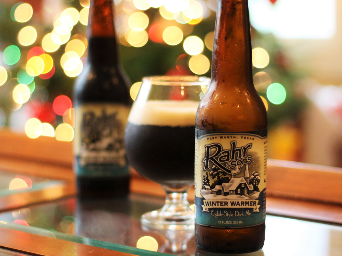 Rahr and Sons Winter Warmer
