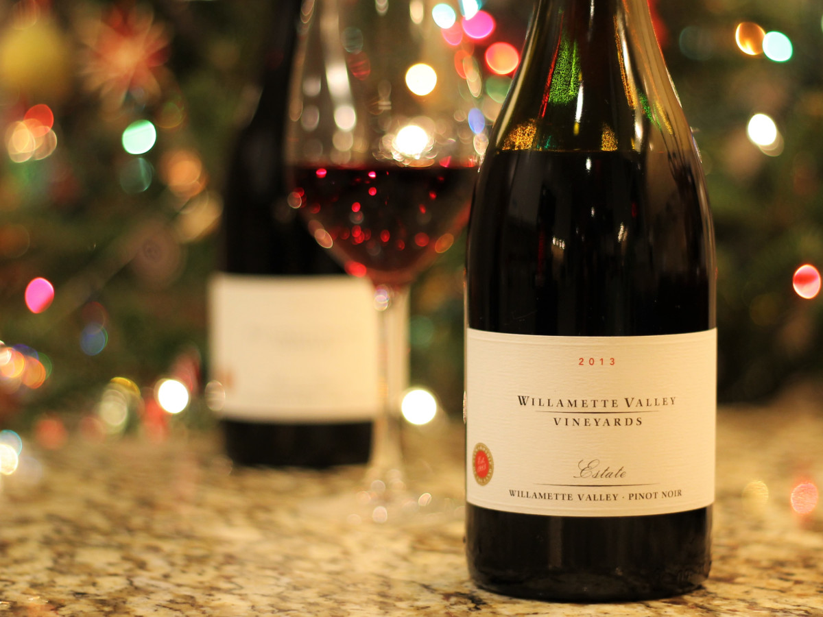 Willamette Valley Vineyards pinot noir