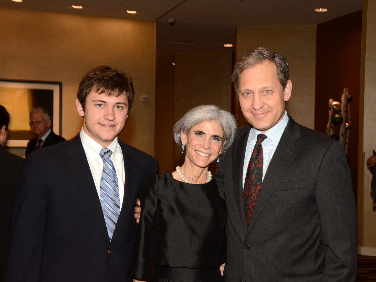 News, Houston Treasures, Dec. 2015, Jake Nyquist, Judy Nyquist, Scott Nyquist