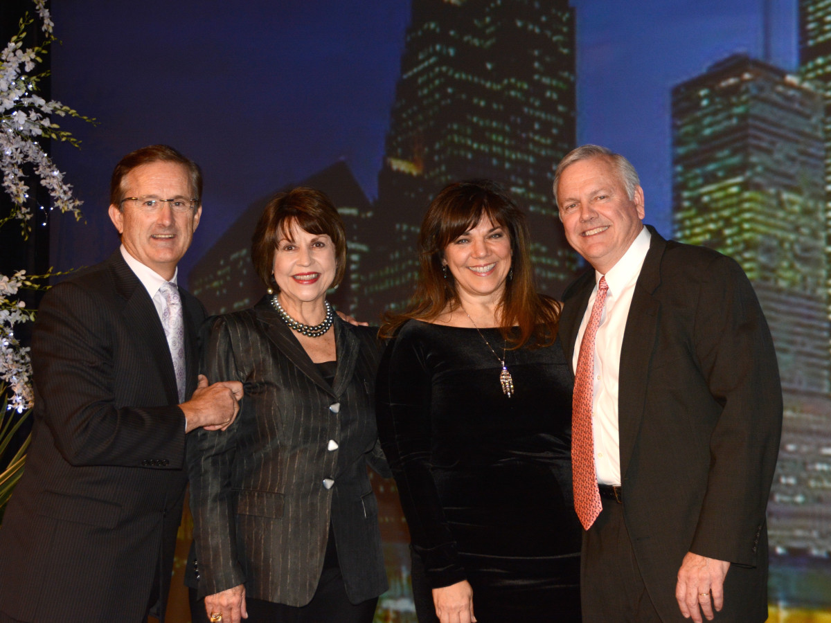 News, Houston Treasures, Dec. 2015, Tony Gracely, Mary Gracely, Terri Havens, John Havens